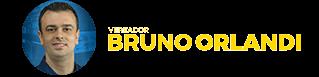 Vereador Bruno Orlandi